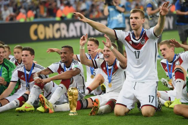 World Cup 2014 Prize Money: Payout Distribution Info and More