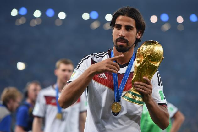Why Sami Khedira Transfer from Real Madrid Makes Sense for Arsenal