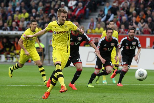 Liverpool Transfer News: Latest on Marco Reus, Romelu Lukaku and More