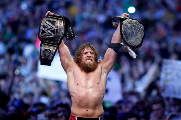 How Daniel Bryan's Shoulder Surgery Affects His Wrestling Present and Future