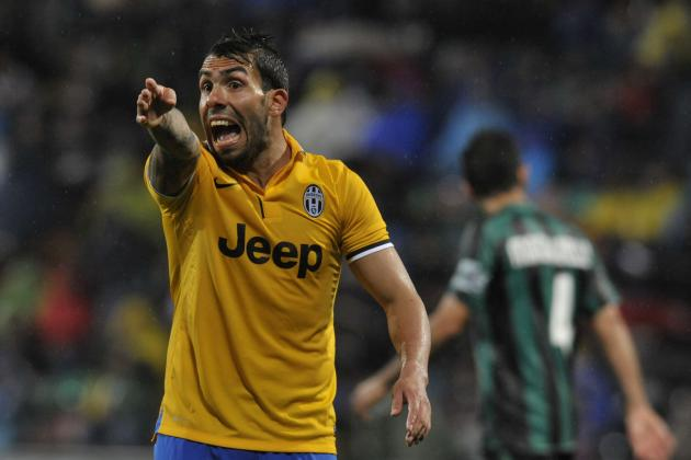 Carlos Tevez Omission Was Biggest World Cup Error for Sabella's Argentina