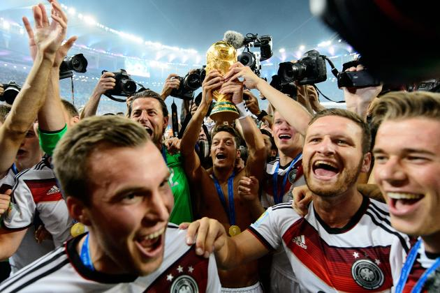 World Cup 2014 Final: Ranking Top Heroes of Germany's Win vs. Argentina