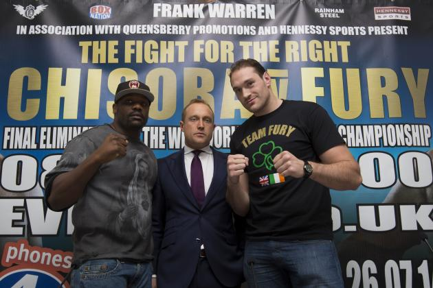 Tyson Fury vs. Dereck Chisora: Biggest Takeaways from Pre-Fight Press Conference