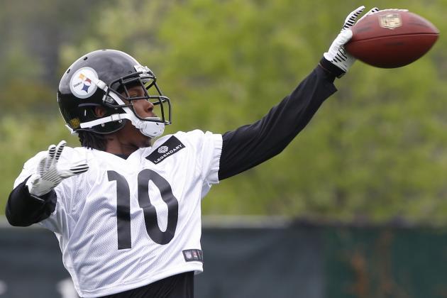 Steelers Like Martavis Bryant's Talents in Red Zone