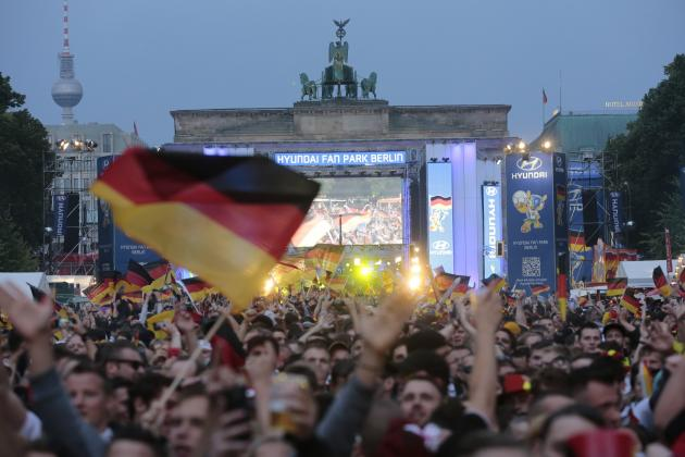 Germany World Cup Victory Parade Route 2014: Live Stream and Expectations