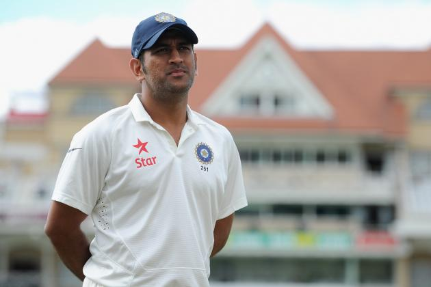Chappell: Time for Dhoni to Go as Captain