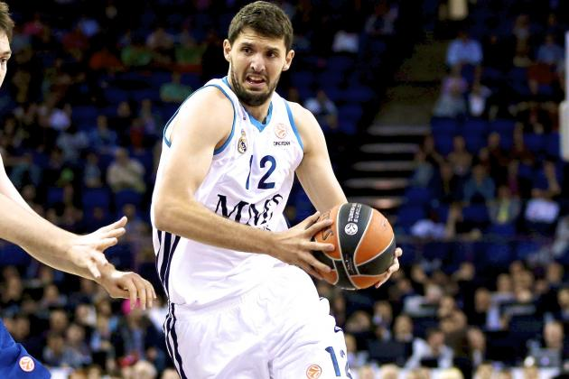 Can Highly Touted Euro Prospect Nikola Mirotic Make Immediate Impact for Bulls?