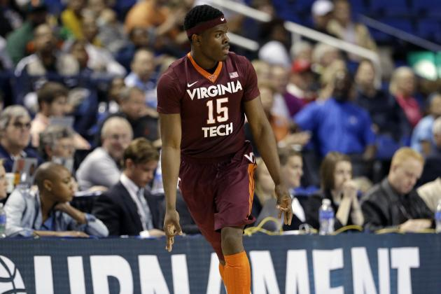 Virginia Tech Transfer Ben Emelogu Headed to SMU