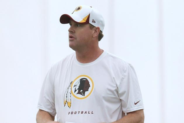 Need to Know: How Many New Players Will Make the Redskins'53?