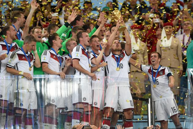 Germany vs. Argentina: Most Exciting Moments from World Cup 2014 Final