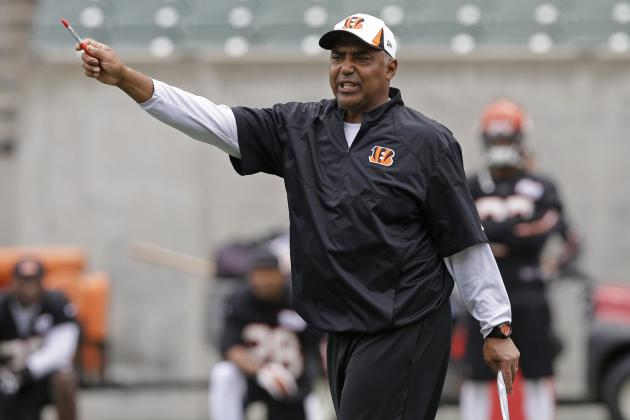 Should Marvin Lewis Be on the Hot Seat?