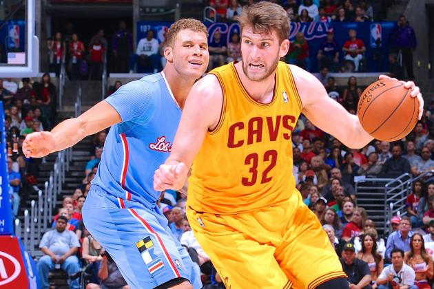 Why Spencer Hawes Is the Perfect Backup for Blake Griffin and DeAndre Jordan