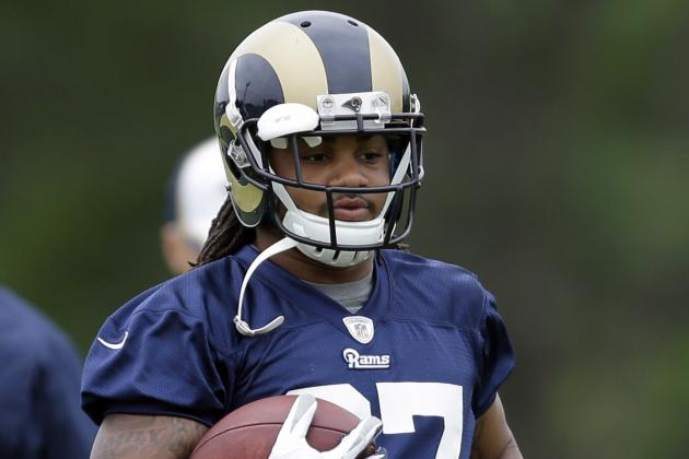 Rams Roster Review: RB Tre Mason