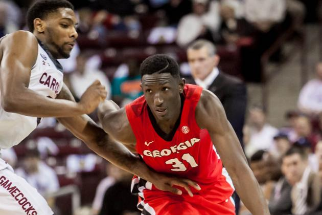 Morris Dismissed from Georgia Basketball Team