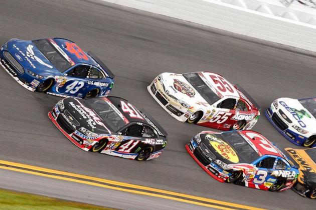NASCAR Race Team Alliance Already Planning for Expansion