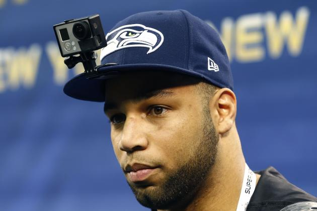 Golden Tate Left Seattle Seahawks in Order 'To Catch More Balls And...