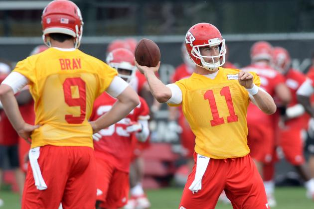 Breaking Down the Kansas City Chiefs Training Camp Roster