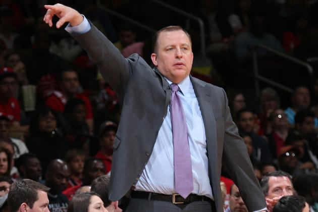 How Tom Thibodeau Should Manage His Stellar New Chicago Bulls Frontcourt