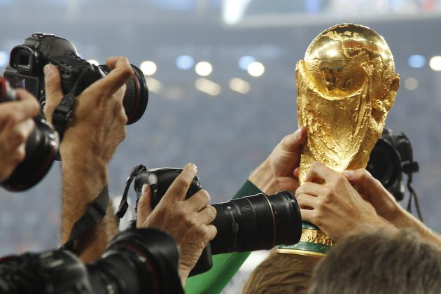 World Cup 2018: Why Next Edition In Russia Will Be More Exciting