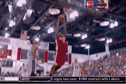 Anthony Bennett Slims Down, Looks to Shed Bust Label