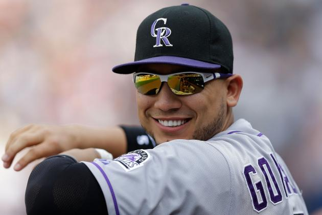 Carlos Gonzalez Trade Rumors: Latest Buzz, Speculation Surrounding Rockies Star