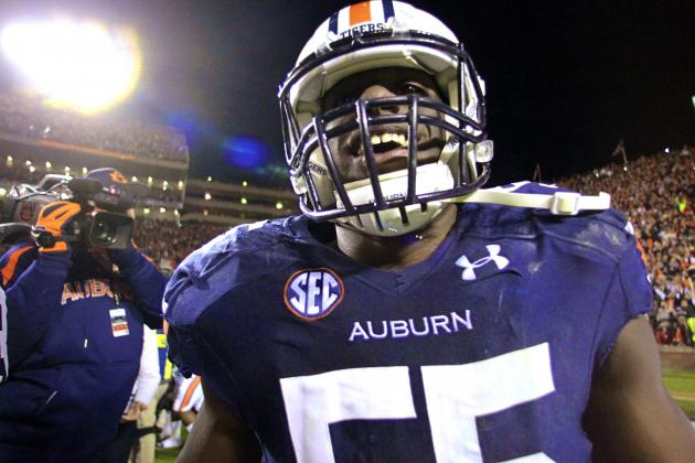 Carl Lawson Injury: Updates on Auburn Star's Recovery from Knee Surgery