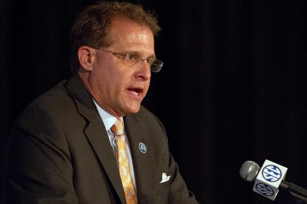 SEC Media Days 2014: Tracking Highlights, Comments, Twitter Reaction from Day 1