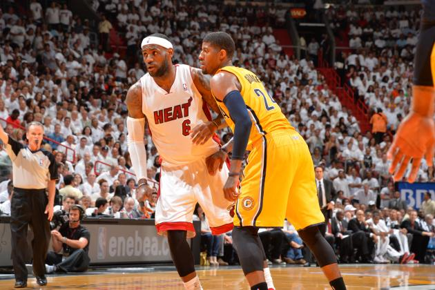 Paul George Ready for Tough Division Battle with Addition of LeBron James