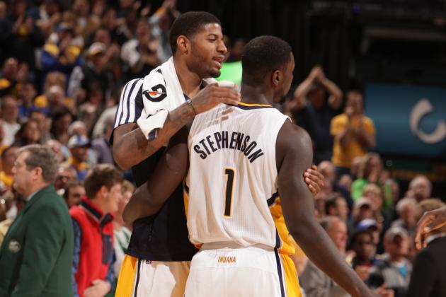 Pacers' George Also Wants Stephenson Back