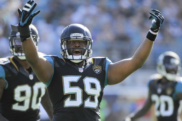 Jaguars DE Ryan Davis: 'We're All Aiming Towards the Same Goal'