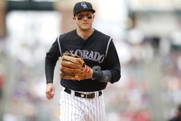 Troy Tulowitzki Trade Rumors: Latest Buzz, Speculation Surrounding Rockies Star