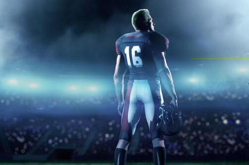 Joe Montana Tweets CG Pics Possibly Hinting at New Football Video Game