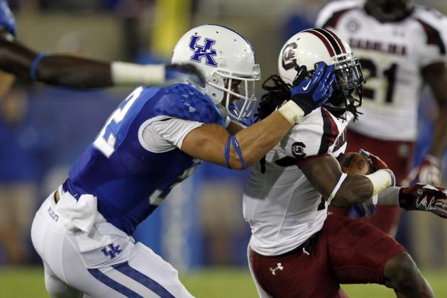 LB Simpson's Career Over, Other UK Football Roster Notes