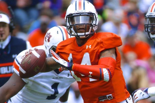 Why It Was a No-Brainer for Auburn to Leave Nick Marshall Out of SEC Media Days
