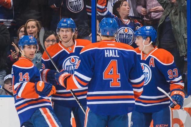 The 2014-15 Edmonton Oilers Powerplay