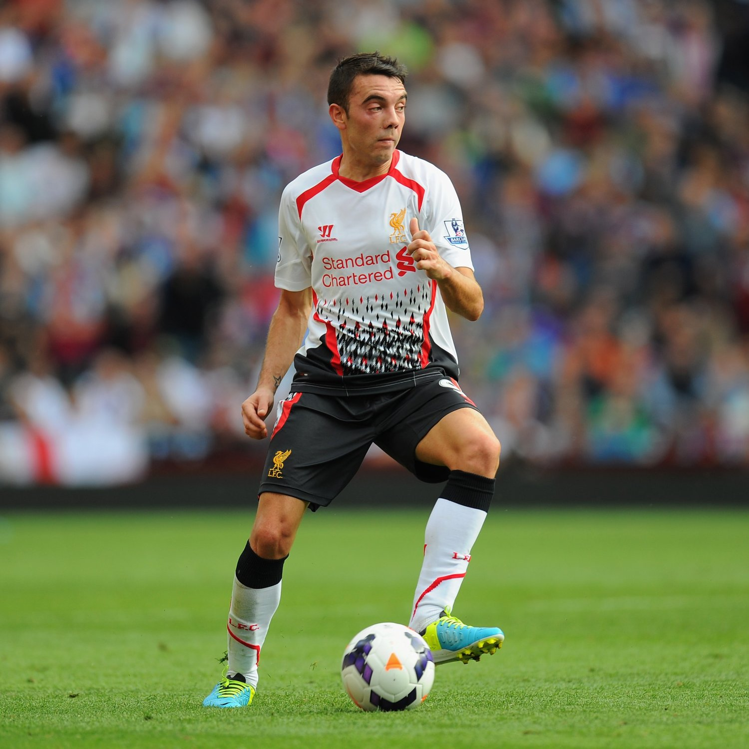 Liverpool Transfer News: Reds Send Iago Aspas on Season-Long Loan to Sevilla | Bleacher Report