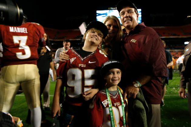Lift for Life Event Shows Florida State Football's Family Atmosphere