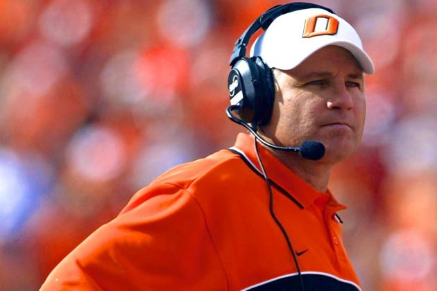 Oklahoma State Confirms Football Program Is Under Investigation by NCAA