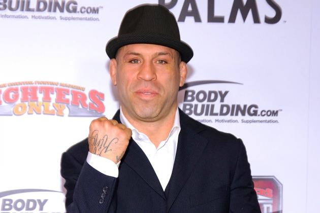 Wanderlei Silva: 'I Did a Test on My Own in Brazil, I'm Totally Clean'