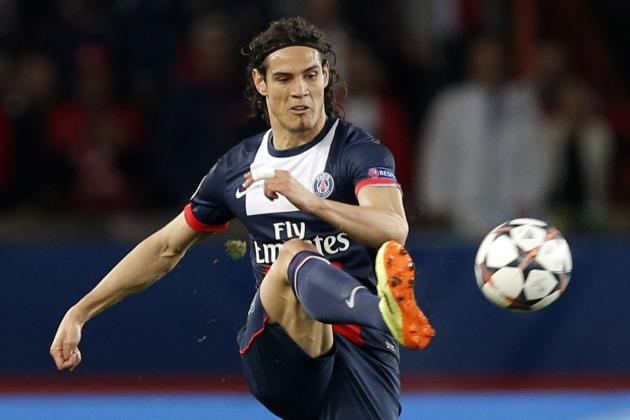 Manchester United Transfer News: Why Red Devils Shouldn't Pursue Edinson Cavani