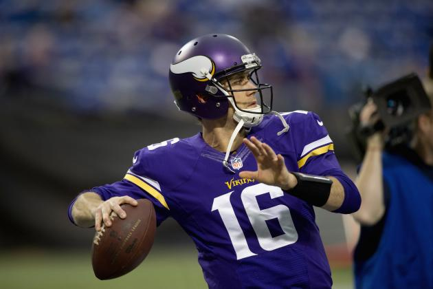 Ron Jaworski Sees Matt Cassel as the Worst Starting QB in the NFL