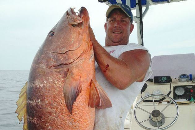 Giant Cubera Snapper Caught in Alabama Would Crush State Record by 32 Pounds