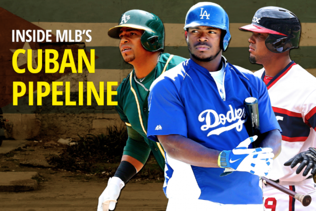 Inside MLB's Cuban Pipeline: It's High-Risk, High-Reward