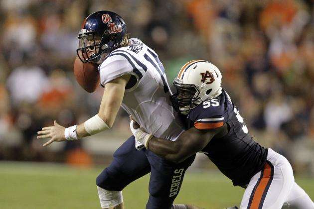 Auburn Football: What Carl Lawson's Injury Means for the Tigers' Defensive Ends