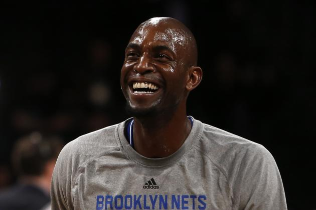 Kevin Garnett Rumors: Latest Buzz and Speculation on Nets Star's Future
