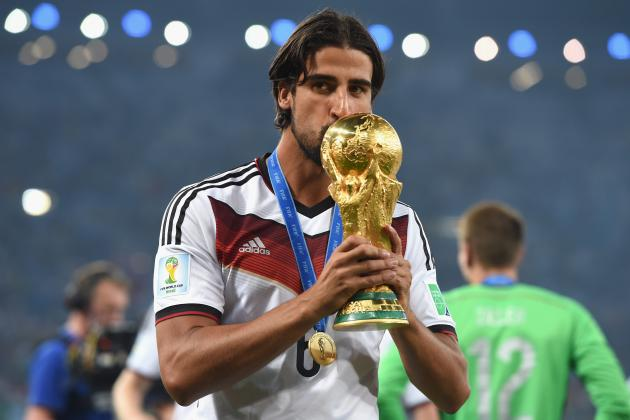 Arsenal Transfer News: Sami Khedira Would Be Worth Massive Fee for Arsene Wenger