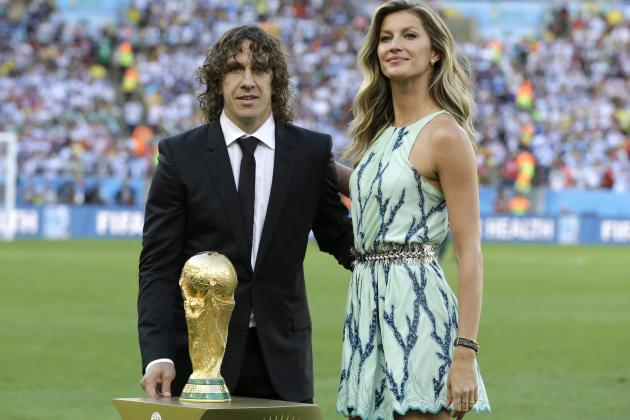Gisele Bundchen Was Right Choice for Brazil's Representative at World Cup Final