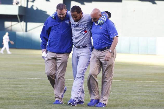 Toronto Blue Jays: Update on Some of the Team's Injured Players