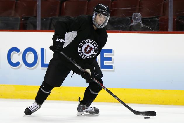 Gostisbehere Ready to Bring Fun to Philly Blue Line