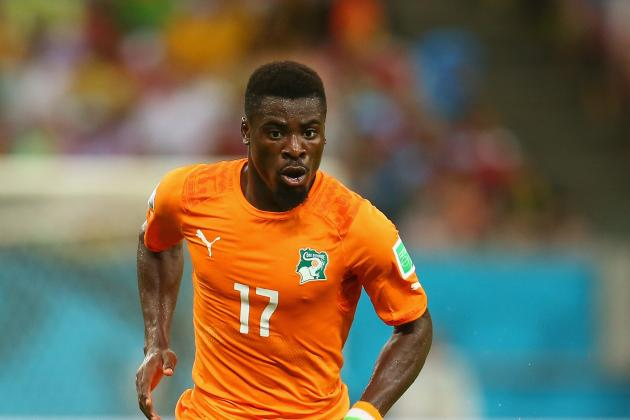 Why Serge Aurier Could Be the Perfect Summer Signing for Paris Saint-Germain